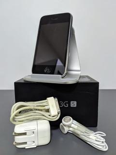 iPhone 3gs 8gb Preto Leia A Descrição!
