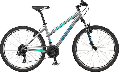 Bicicleta Mountain Bike Gt Palomar Stl 2021 Acero Rodado 26