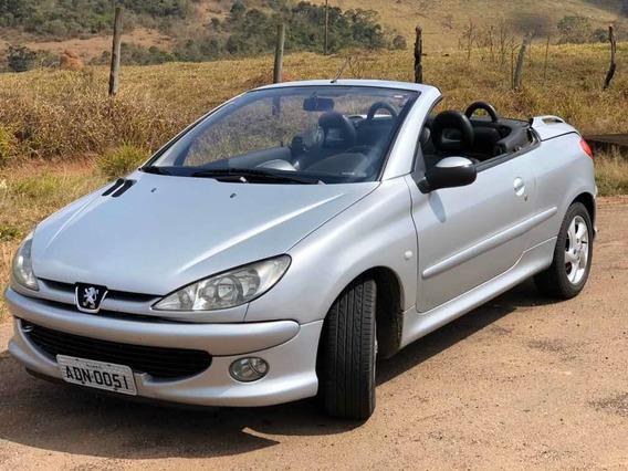 Peugeot 206 Cc 2003 1.6 16v 2p