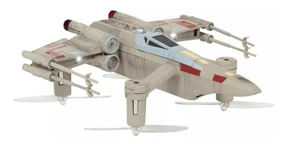 Drone Propel Star Wars Starfighter T-65 X-wing Especial
