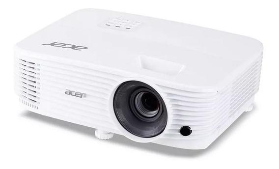 Data Show Projetor Acer Retroprojetor 3600 Lume 3d Led Full