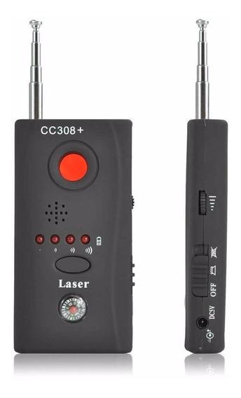 Detector Frecuencia Para Cámaras Micrófonos Ocultos Espía