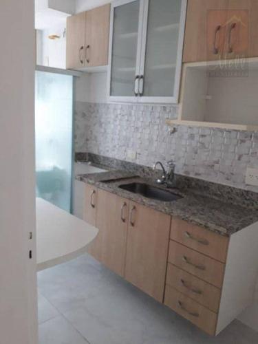 Imagem 1 de 30 de Parque Continental   - Alugo Apartamento Com Dois Dormitórios - Ap1155