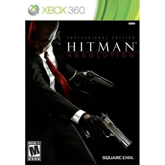 Hitman: Absolution Professional Edition Xbox 360