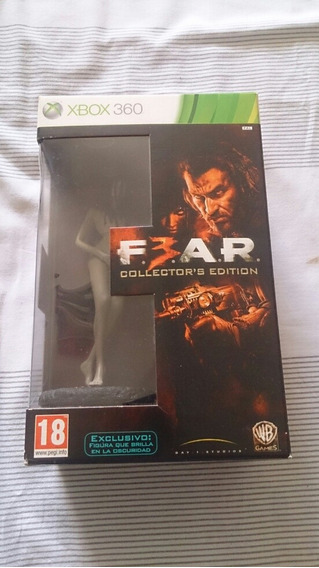 Fear 3 Collectors Edition
