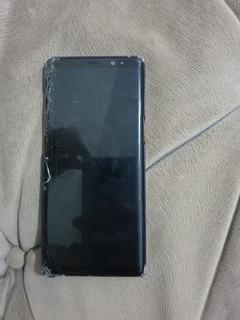 Samsungue Galaxy Note 8 Tela Quebrada