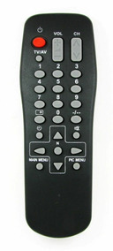 Control Remoto Tv Panasonic Tv No. Eur501380