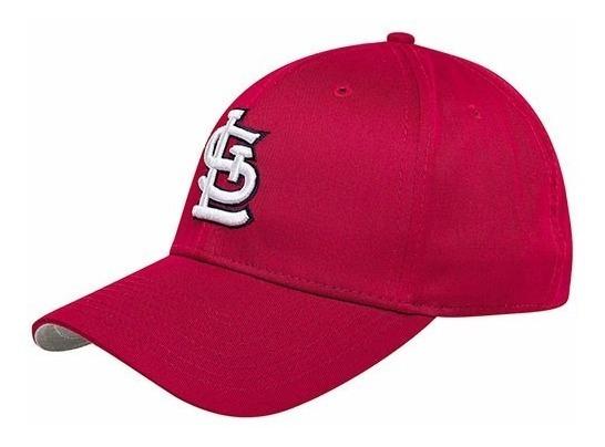 Gorra Cardinales Cardinals Beisbol Nueva
