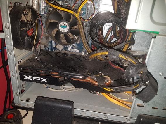 Computador 3a Geração I7 3770 Rx 580 Ram 8gb