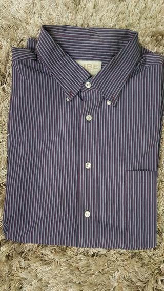 Camisa De Hombre De Vestir Jbe Sport Talla 2x Usada