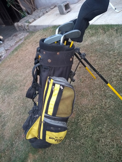 Bolsa De Palos De Golf Jr Golden Bear