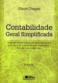 Contabilidade Geral Simplificada - 3ª Edição 2013