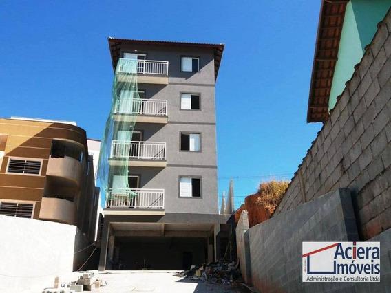 Oportunidade! Apartamentos Novos Com 2 Dormitórios À Venda, 50 M² - Outeiro De Passárgada - Cotia/sp - Ap0414