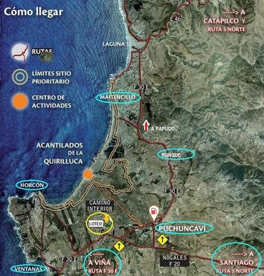 Puchuncavi, 25 Sitios De 740m² A 863m², Cerca Horcon Y Maite