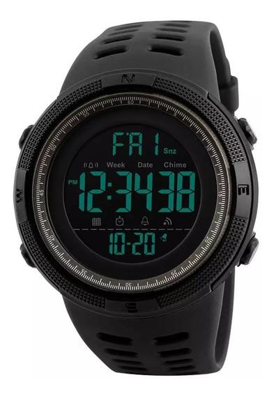 Relógio Digital Skmei 1251 Alarme Barato Promoçâo Oferta