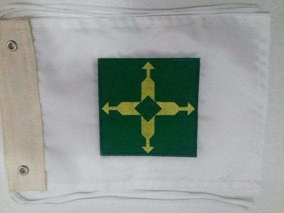 Acessorios De Motos - Bandeira Do Distrito Federal