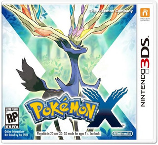 :: Pokemon X ::. Para Nintendo 3ds En Start Games