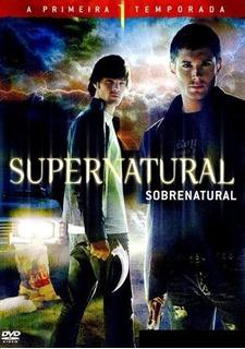 Série Sobrenatural 1 Primeira Temporada Completa E Dublada