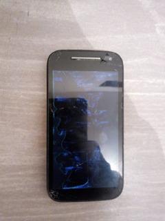 Celular Motorola Moto E 2ºgeração 4g Xt-1521 Tela Quebrada