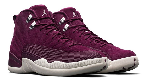 Tenis Nike Air Jordan 12 Retro 130690 617 Originales Talla 26.5mx 8.5us
