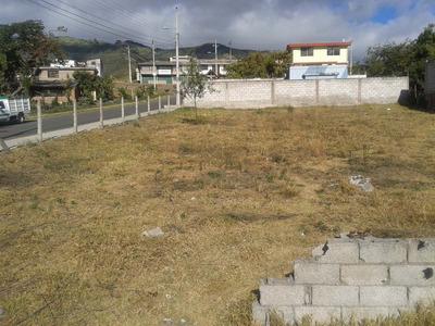 Oportunidad Vendo Terreno Totalmente Plano En Tabebela