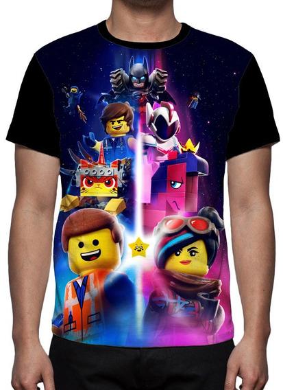 Camiseta Aventura Lego 2 Mod 02 - Frente