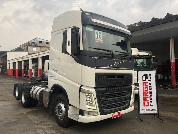 Volvo Fh 460 Fh460 Trucado I-shift New Fh = Fh500 540 R480