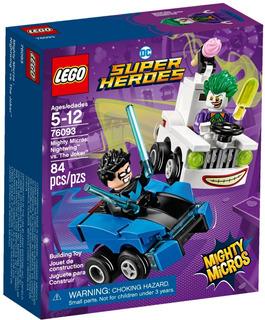 Lego 76093 Mighty Micros Nightwing Vs Joker