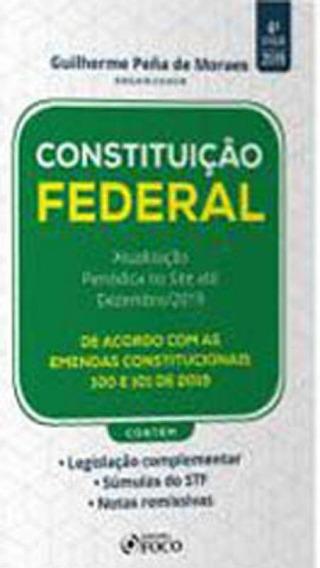 Constituição Federal - 2019