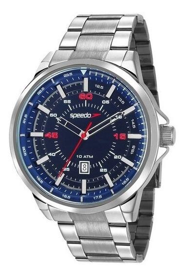 Relógio Speedo Masculino Analógico 15003g0evns2 Prata