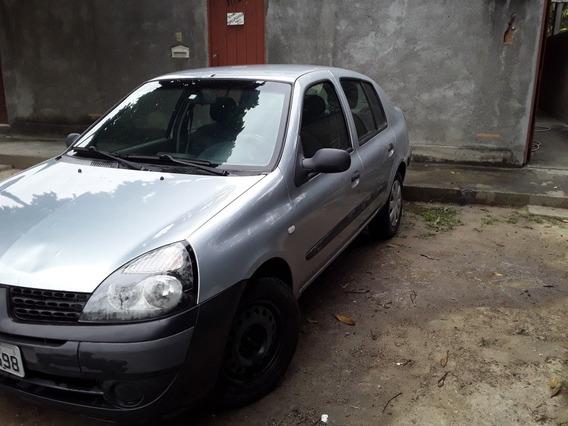 Renault Clio Sedan 1.0 16v Authentique Hi-power 4p 2006