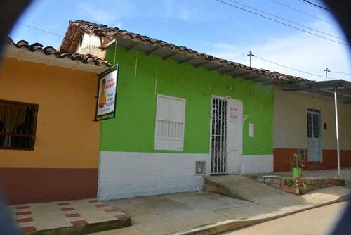 Imagen 1 de 14 de Casa Lote En Venta Socorro Santander