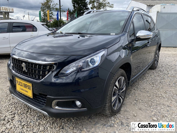 Peugeot 2008 Active Turbo At 1600cc 2018