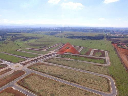 Terreno À Venda, 350 M² Por R$ 340.000,00 - Reserva Aruanã - São José Dos Campos/sp - Te0524