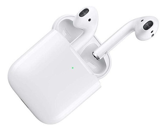 Fone De Ouvido Apple AirPods With Wireless 2 Geracao