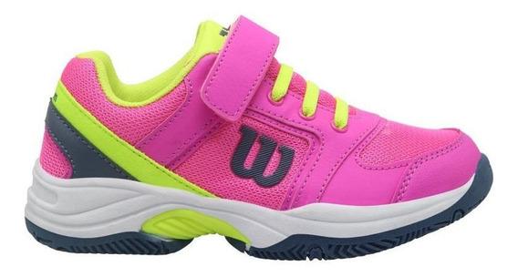 Zapatillas Tenis Wilson Set Tennis 2.0 Mujer