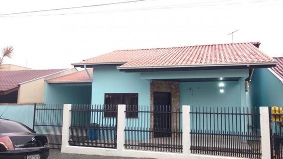 Casa Em Centro, Penha/sc De 200m² 4 Quartos À Venda Por R$ 500.000,00 - Ca99961