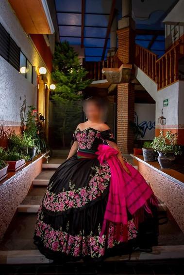 Vestido De Xv Años Mexicano En Mercado Libre México