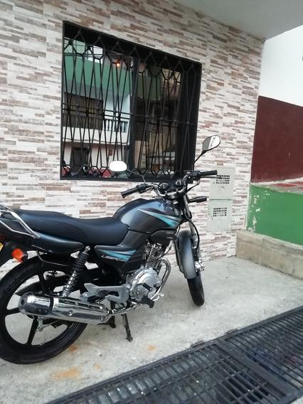 Yamaha Libero 125 Gris
