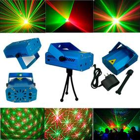 Projetor De Luz Festa Salão Dj Discoteca Natal Iluminação
