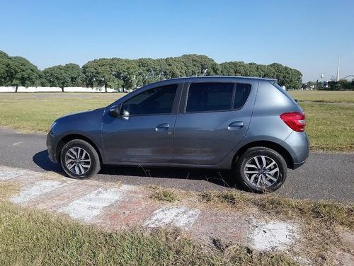 Renault Sandero Intense Automatico Disponible Entrega  (ga)