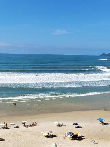 Praia Das Pitangueiras - Frente Mar - 3 Dormitórios (1 Suite) - Ap4503 - 34711404