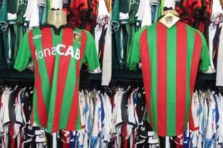 Glentoran 2013 Camisa Titular Tamanho M.