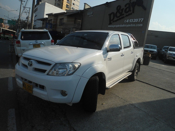 Toyota Hilux 2.7cc Mec,full,4x4,gas-gasolina 2008