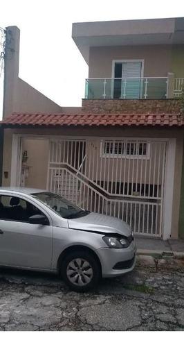 Imagem 1 de 27 de Sobrado Com 3 Dormitórios À Venda, 181 M² Por R$ 750.000,80 - Freguesia Do Ó - São Paulo/sp - So0355