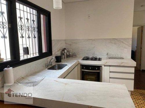 Imagem 1 de 21 de Imob02 - Casa 132 M² - Venda - 3 Dormitórios - 1 Suíte - Cidade Nova I - Indaiatuba/sp - Ca0675