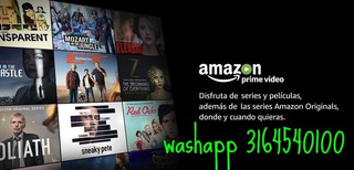 Amazon Prime Video : 1 Mes Gift Cards