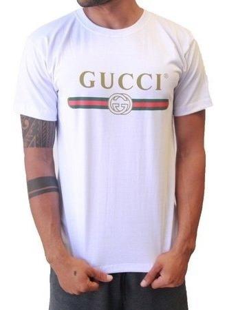 Camiseta Gucci Griffe- 100% Original Envio Imediato