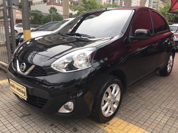 Nissan March 1.0 Cv Ano 2017