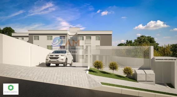 Apartamento A Venda No Bairro Itaqui De Cima Em Campo Largo - 484-1
